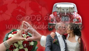 huwelijk (foto's www.fololavie.nl)